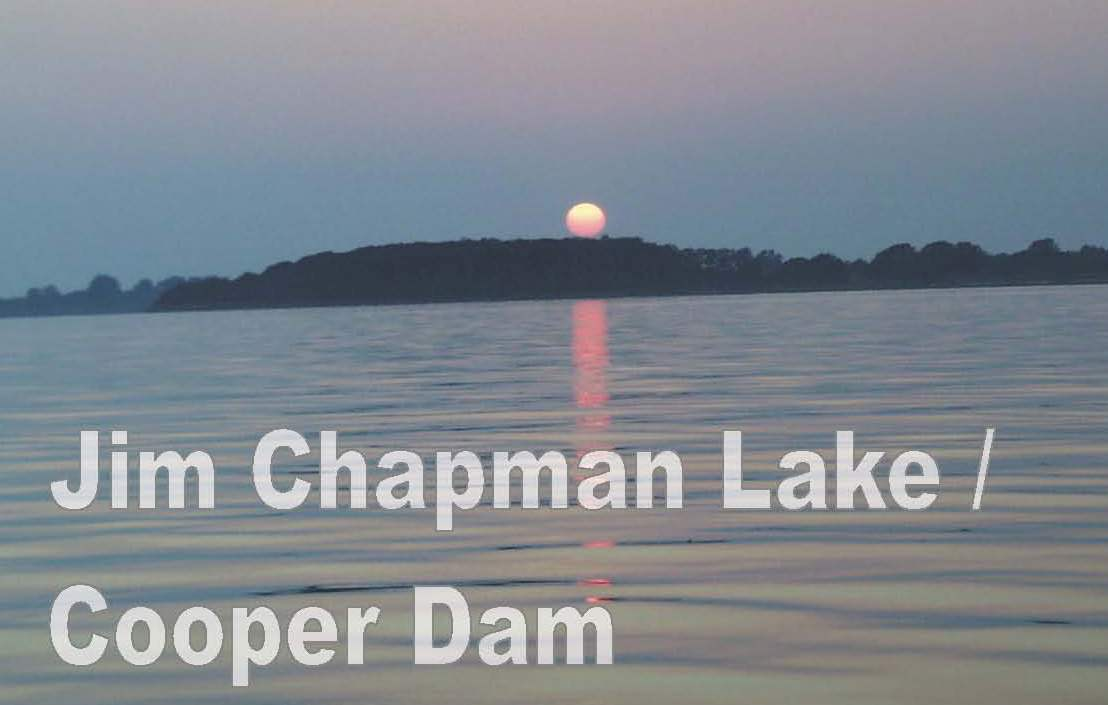 Army corps of engineers cooper lake home page